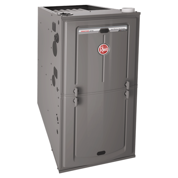 Rheem R96V gas furnace.