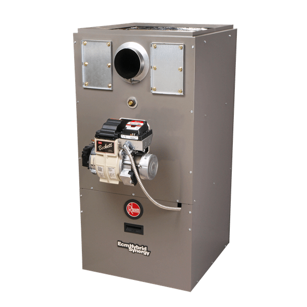 Rheem oil furnace.