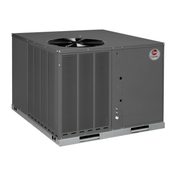 Rheem RQPL packaged unit.