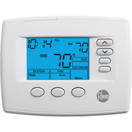 Rheem 200 series thermostat.