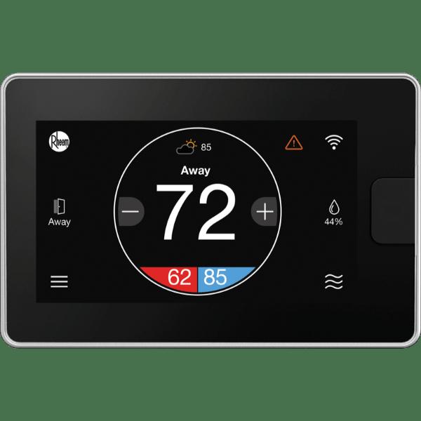 Rheem RETST700SYS thermostat.