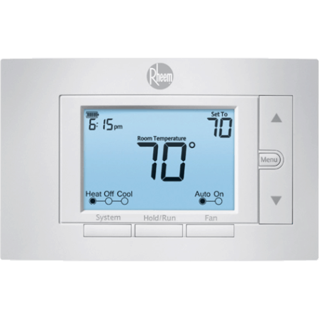 Rheem RHC-TST-85 thermostat.