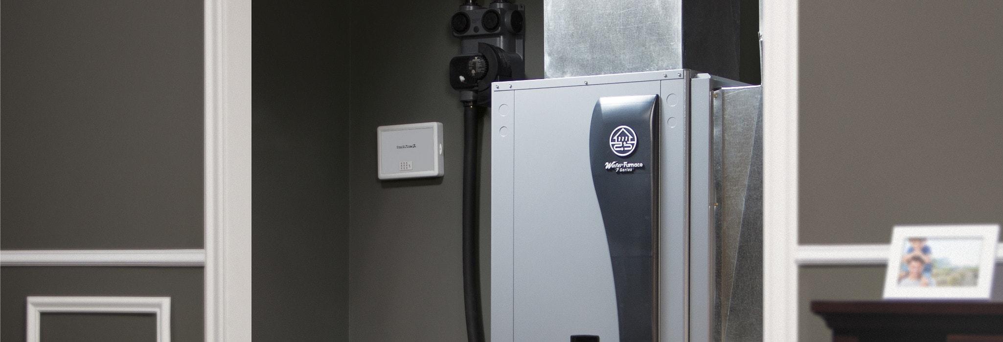WaterFurnace 700 Series Installation